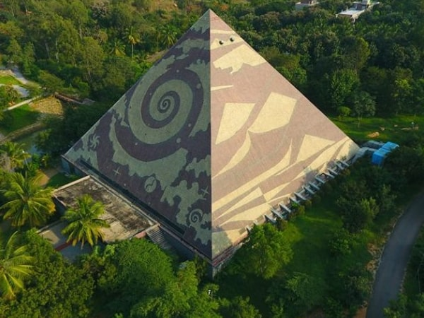 Pyramid Valley in Bangalore